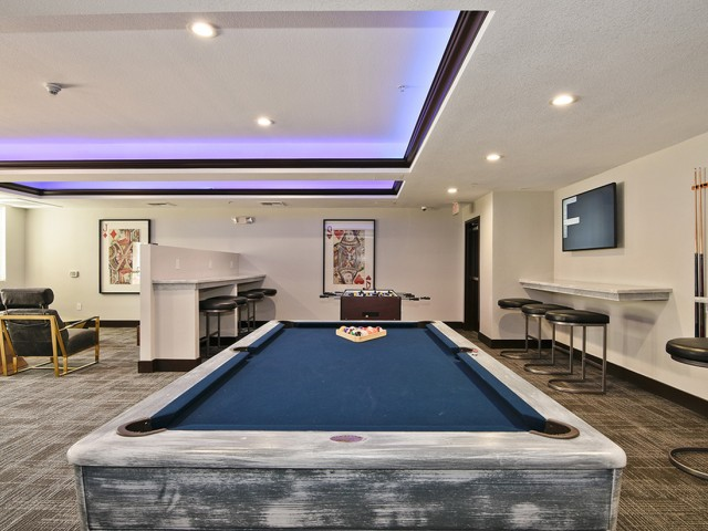 Image of Game Room for Arrive Mission Valley