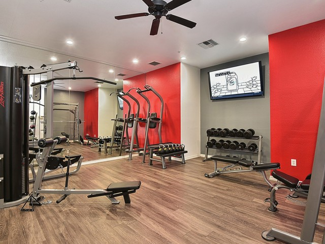 Image of Fitness Center for Arrive Ocotillo