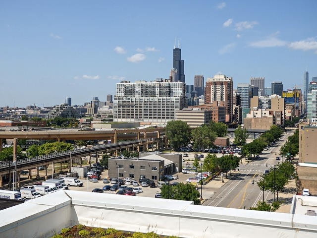 Image of View for Arrive South Loop