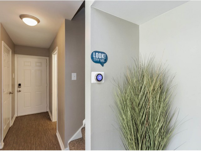 Image of Smart Apartment Learning Thermostat for The Arlington Apartment Homes