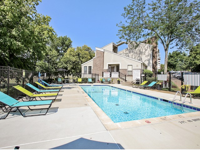 Image of Resort-Style Swimming Pool for The Avalon Apartment Homes