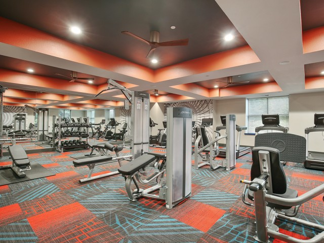 Image of Fitness Center for Arrive Watertower Luxury Apartments