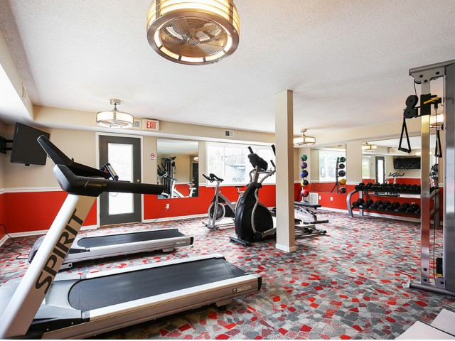 Image of Fitness Center for The Atwood @ Eden Prairie