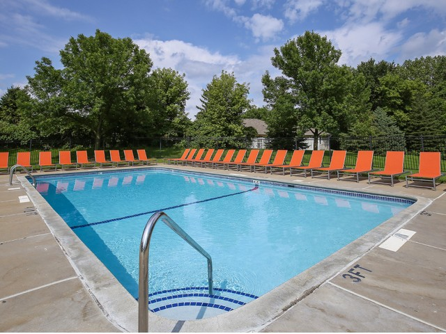 Image of Outdoor pool for The Fitzgerald Apartment Homes