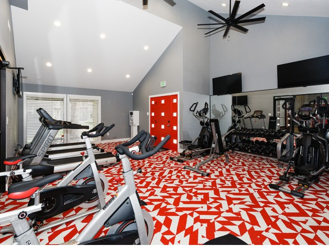Image of Fitness Center for Grammercy Apartment Homes