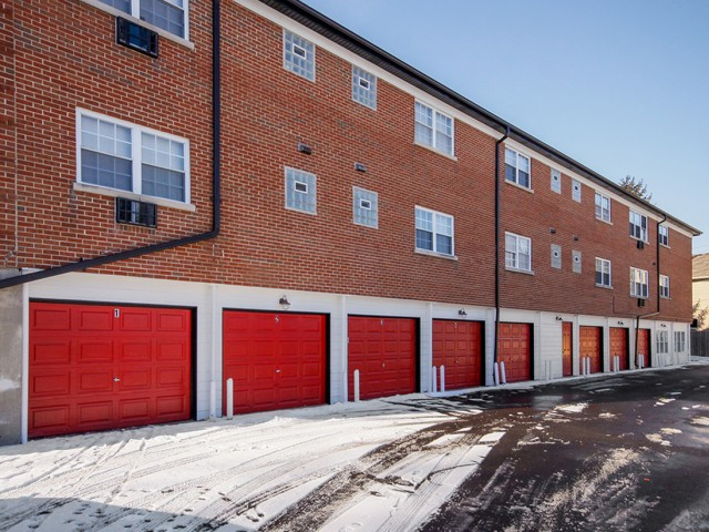 Image of Garage for The Hinsdale Apartment Homes