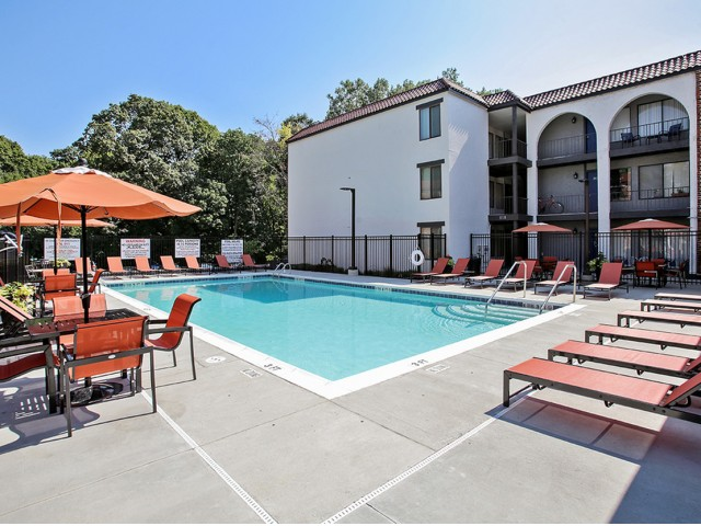 Image of Resort-Style Swimming Pool for The Magnolia Apartment Homes