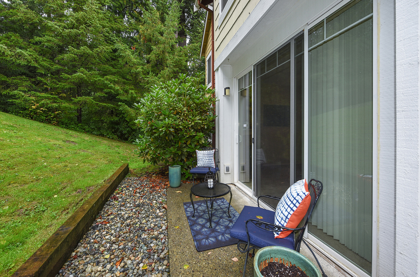 Image of Private Balcony for Arrive North Bend