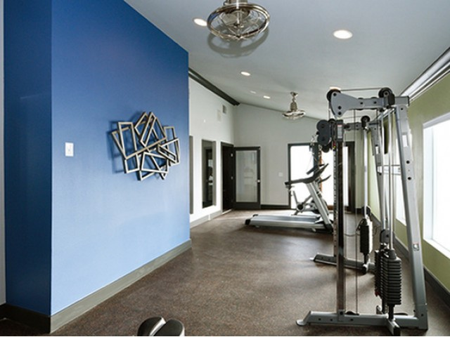 Image of Modern Health Spot for The Modern Apartment Homes