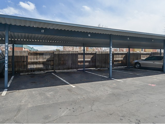 Image of Carport for The Modern Apartment Homes