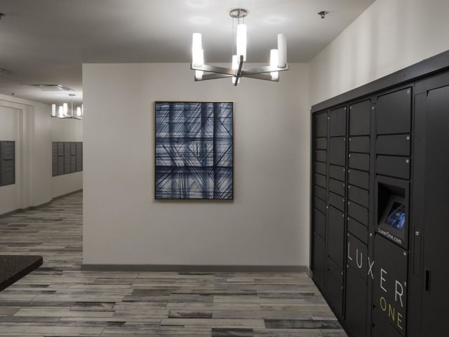 Image of Luxer One Concierge Package Lockers for ReNew Wichita