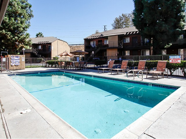 Image of Pool for The District at Grand Terrace Apartment Homes
