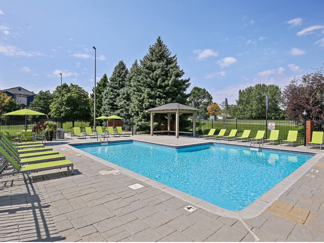 Image of Heated Outdoor Pool with Sundeck for The Felix Apartment Homes