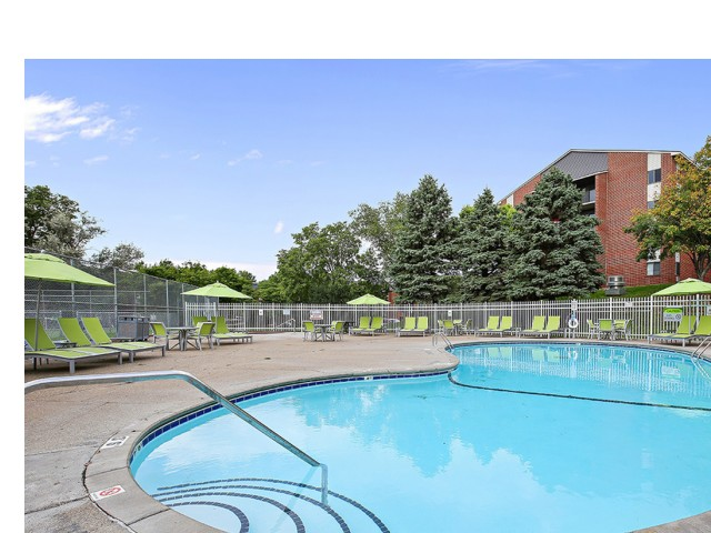 Image of Outdoor pool for Twelve 501 Apartment Homes