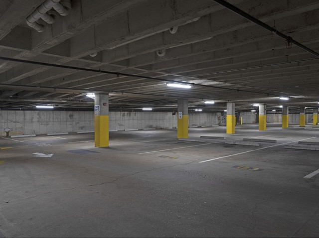 Image of Secured Covered Parking Garage for The Icon