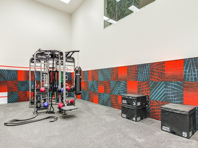 Image of Crossfit Gym for Arrive Watertower Luxury Apartments