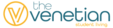 The Venetian Student Living Logo
