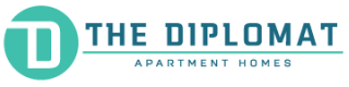 The Diplomat Apartment Homes Logo