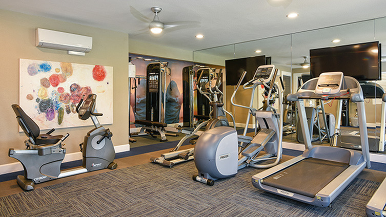 Image of State-of-the-Art Fitness Center for The Dylan Apartment Homes