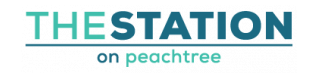 Station on Peachtree Logo