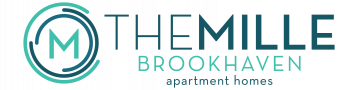 The Mille Brookhaven Apartment Homes Logo
