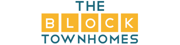 The Block Townhomes Logo