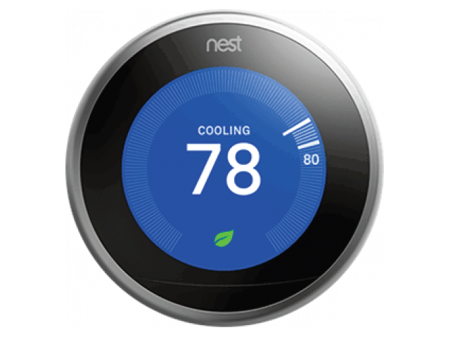 Image of Nest Thermostat for Solhaus Apartments