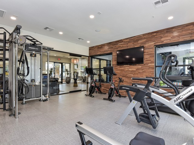 Image of Fitness Center for Arrive North Scottsdale
