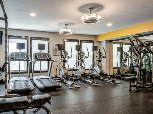 Image of State-of-the-Art Fitness Center for Arrive West End