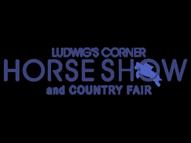 Ludwig's Corner Horse Show Logo