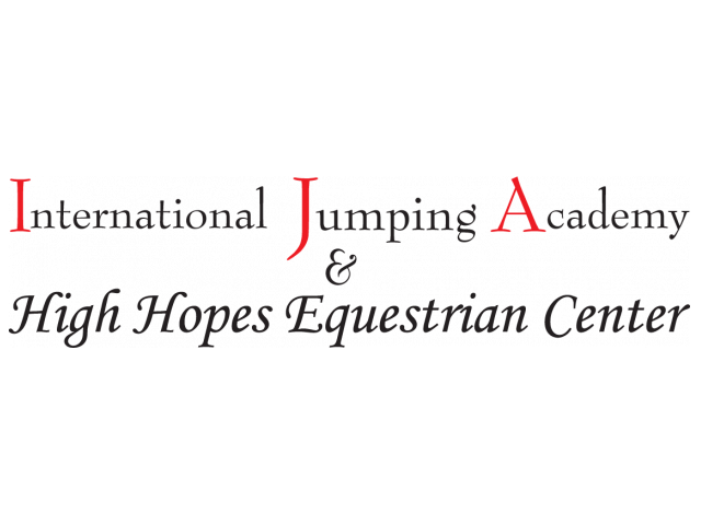 High Hopes Equestrian Center  International Jumping Academy Logo