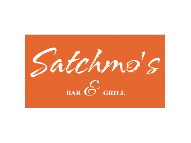Satchmo's Bar and Grill Logo
