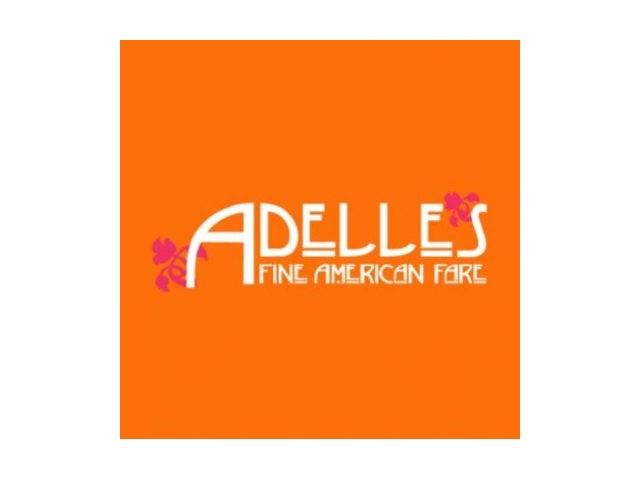 Adelles Logo