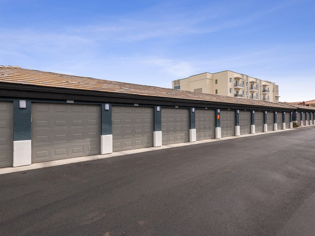Image of Garage for Arrive North Scottsdale