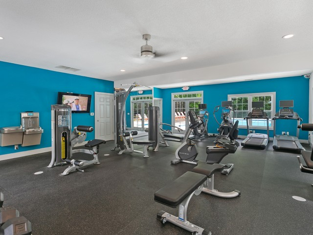 Image of Fitness Center for ReNew Sandy Springs