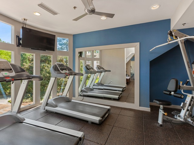 Image of Fitness Center for 45Eighty Dunwoody Apartment Homes