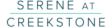 Serene at Creekstone Logo