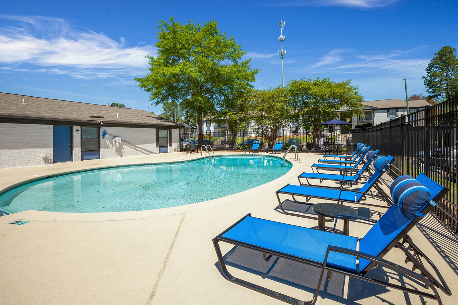Image of Make a splash in the summer heat! for The Benton Apartment Homes