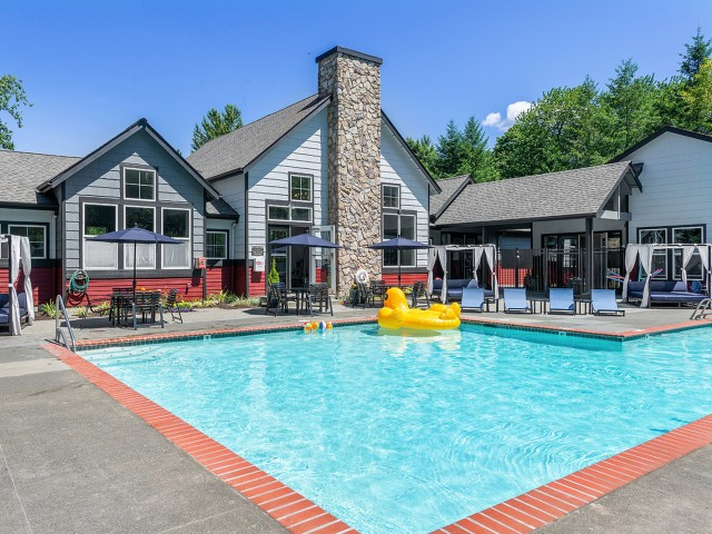 Image of Resort-style Pool & Spa for Arrive North Bend