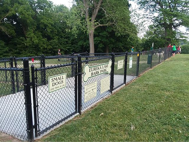 Bryan Lake Dog Park