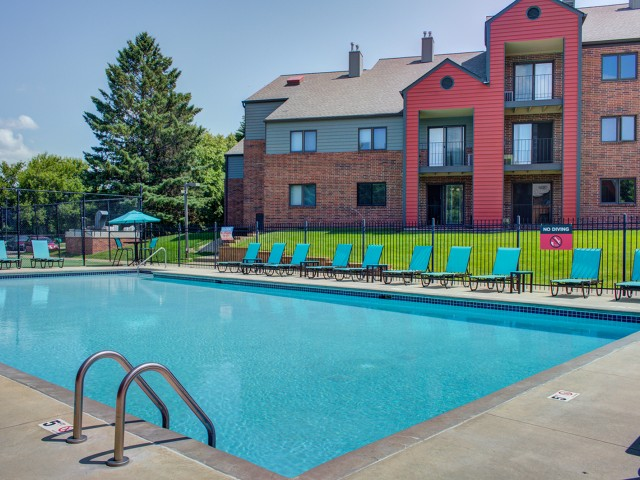 Image of Heated Swimming Pools for Arrive Eden Prairie