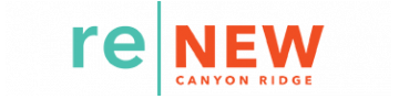 ReNew Canyon Ridge Logo