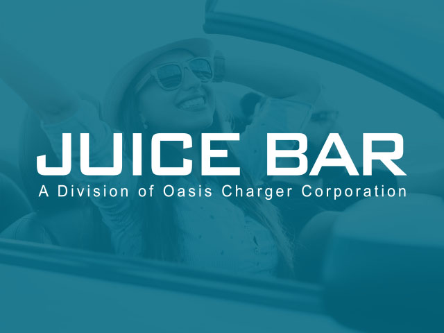 Image of The Juice Bar Mini Bar EV Charging Station for Arrive Perimeter