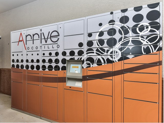 Image of Package Lockers for Arrive Ocotillo