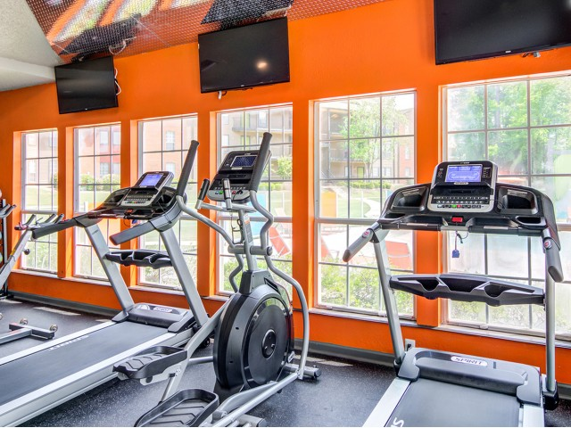 Image of State-of-the-Art Fitness Center for The Hub at Auburn Apartment Homes