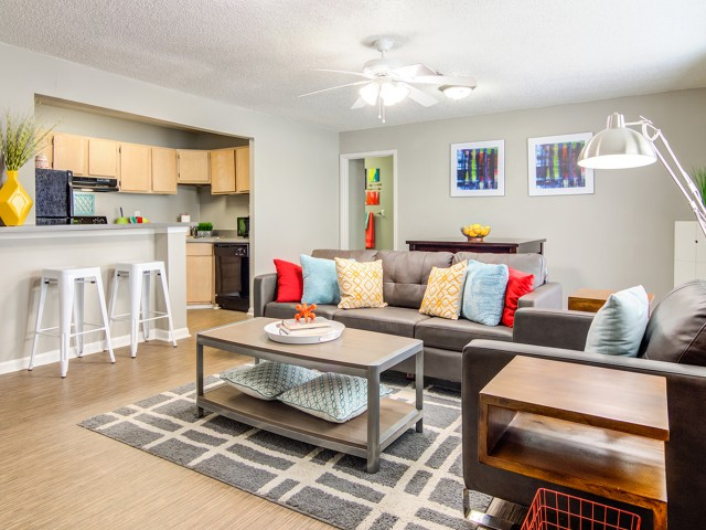 Image of Furnished Upgrades for The Hub at Auburn Apartment Homes
