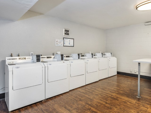 Image of Laundry Facilities for The Social Chico