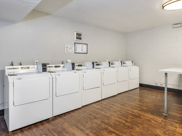 Image of Laundry Facilities for The Social Chico The Cottages