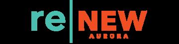 ReNew Aurora | Apartment Homes for Rent | Aurora IL 60506 | Renew Aurora Logo