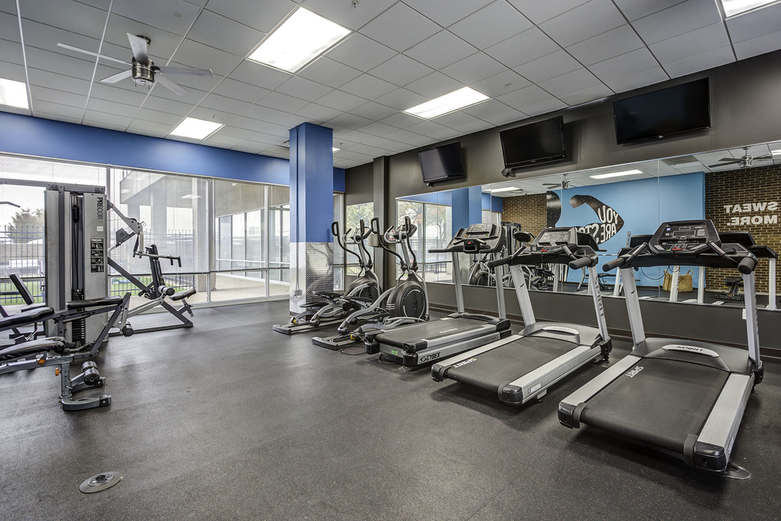 Image of State-of-the-Art Fitness Center for The Icon